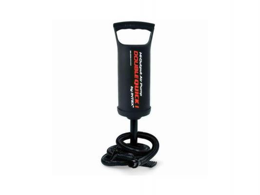 Насос ручной «Hi-Output Hand Pump» 30 см. Intex 68612 насос ручной intex цвет черный 29 см 68612