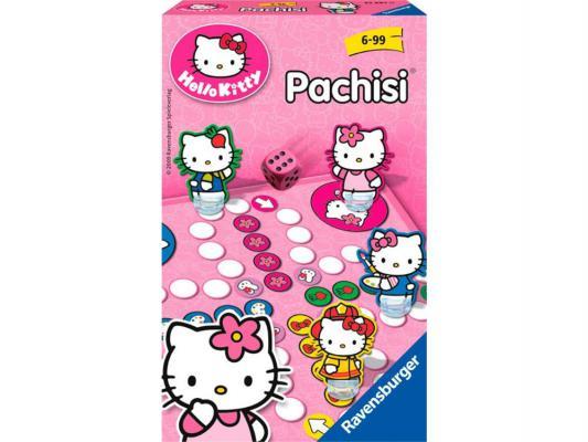 Настольная игра Ravensburger развивающие Пачиси Hello Kitty