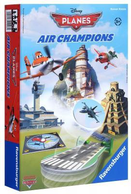 Настольная игра Ravensburger логическая   Самолеты:воздушные чемпионы