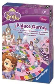Настольная игра Ravensburger развивающие София в замке 210978