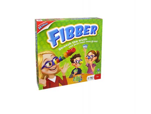 Настольная игра SPIN MASTER логическая Fibber игра настольная spin master spin master mp002xc005zn