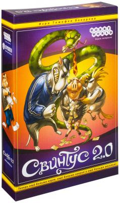 Настольная игра Мир хобби карты Свинтус 2.0