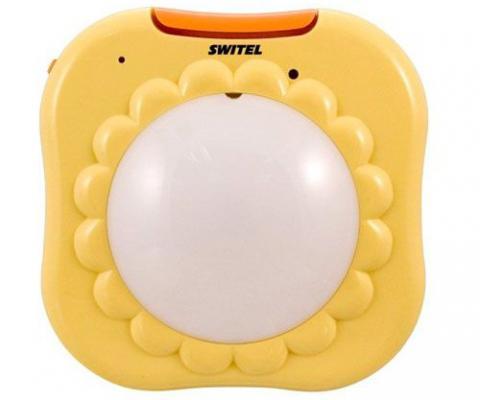 Ночник для кроватки Switel Автоматический желтый ВС320