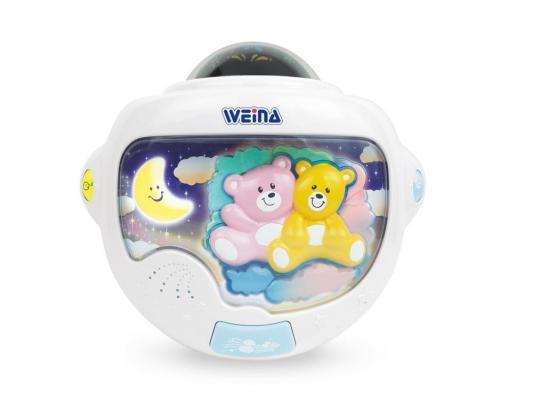 Ночной светильник с проектором Weina