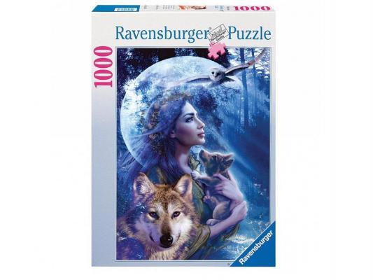 Пазл Ravensburger Богиня волков 1000 элементов пазл 1000 элементов ravensburger