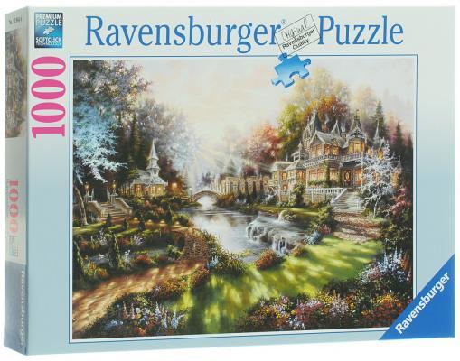Пазл Ravensburger В утреннем блеске 1000 элементов ravensburger пазл в утреннем блеске 1000 деталей