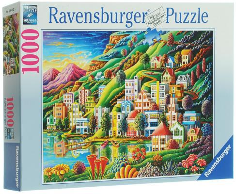 Пазл Ravensburger Волшебный город 1000 элементов valery pikulev st petersburg island phototravel to history…