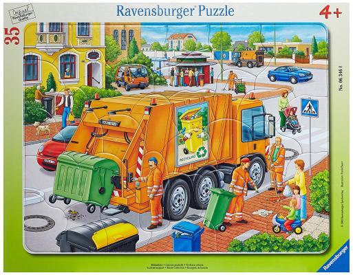Пазл Ravensburger Вывоз мусора 35 элементов 06346