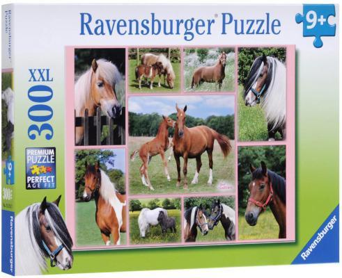 Пазл Ravensburger Галерея лошадей 300 элементов пазл 300 элементов ravensburger