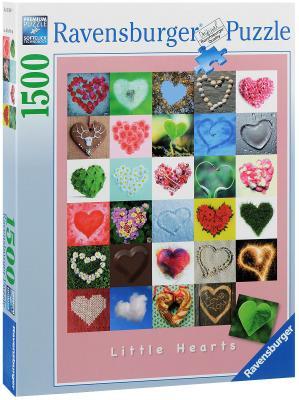 Пазл Ravensburger Галерея сердец 1500 элементов пазл ravensburger галерея сердец 1500 элементов