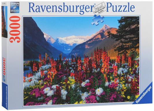 Пазл Ravensburger Горные цветы 3000 элементов