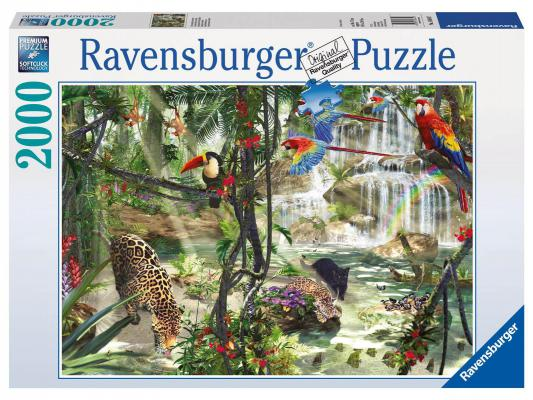 Пазл Ravensburger Джунгли 2000 элементов