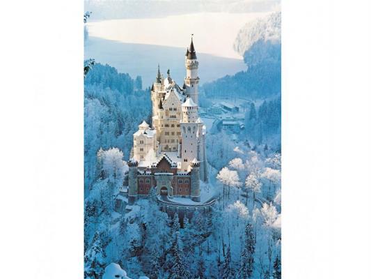 Пазл Ravensburger Зимний Нойшванштайн 1500 элементов пазл ravensburger галерея сердец 1500 элементов