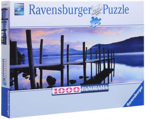 Пазл Ravensburger Идиллия на озере 1000 элементов ravensburger ravensburger пазл венеция 1000 шт