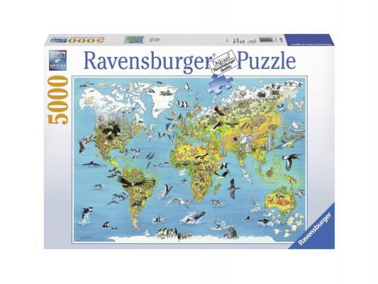 ���� Ravensburger ����� ���� � ��������� 5000 ���������