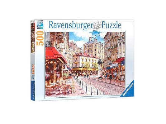 Пазл Ravensburger Кафе в старом городе 500 элементов пазл ravensburger сейшелы 1500 элементов