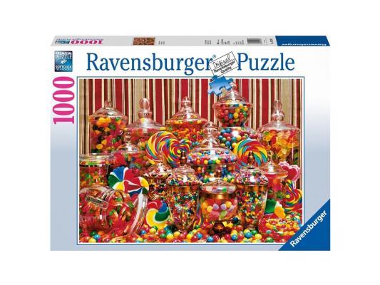 Пазл Ravensburger Конфетный рай 1000 элементов пазл 73 5 x 48 8 1000 элементов printio железный человек