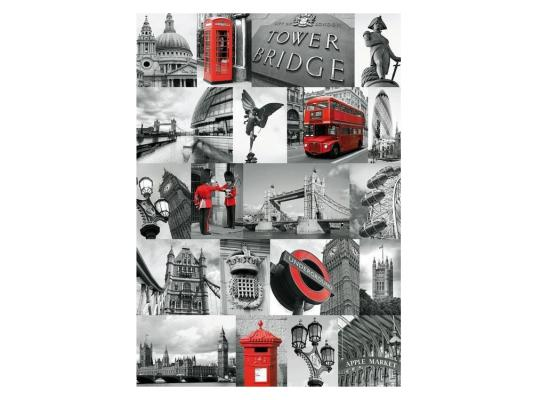 Пазл Ravensburger Лондон в картинках 1000 элементов пазл 200 элементов ravensburger мой первый питомец 12810