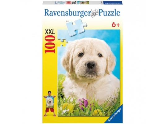 Пазл Ravensburger Милый щенок 100 элементов пазл 200 элементов ravensburger мой первый питомец 12810