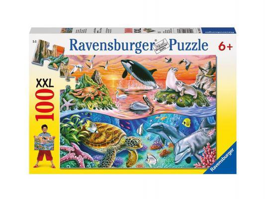 Пазл Ravensburger Морской мир 100 элементов пазл ravensburger сейшелы 1500 элементов