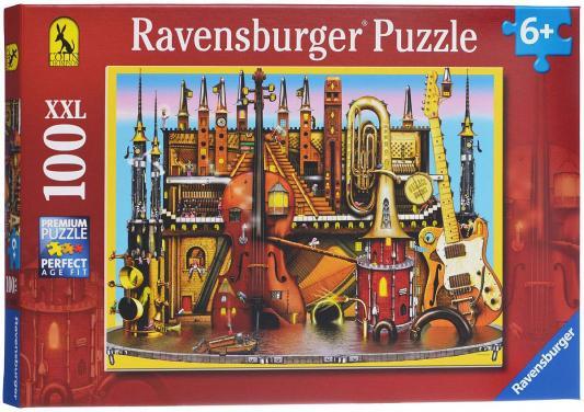 Пазл Ravensburger Музыкальный замок 100 элементов 105243 100 элементов пазл ravensburger озеро эйб 1000 элементов