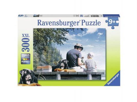 Пазл Ravensburger На рыбалке 300 элементов пазл 300 элементов ravensburger