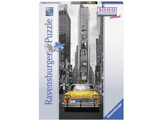 Пазл Ravensburger Пазл Нью-Йоркское такси 1000 элементов ravensburger принцессы на прогулке пазл 15 элементов