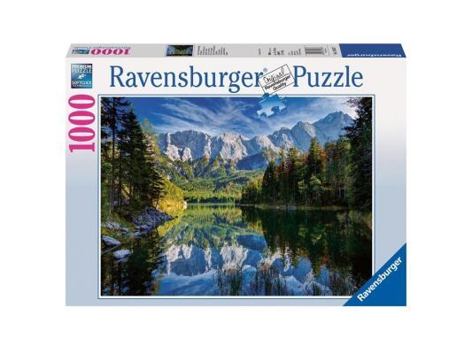 Пазл Ravensburger Озеро Эйб 1000 элементов пазлы ravensburger пазл панорамный пляжные корзинки на зюлте 1000 элементов