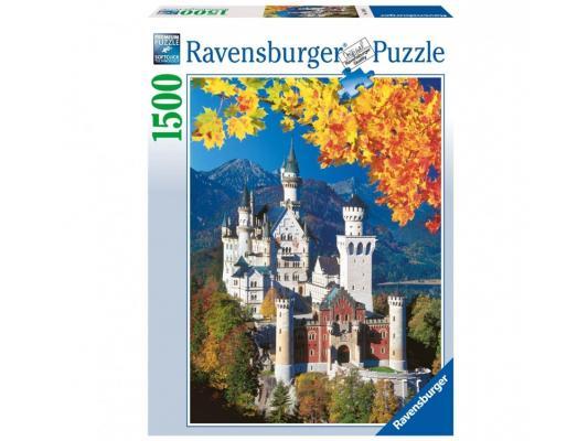 Пазл Ravensburger Осенний Нойшванштайн 1500 элементов