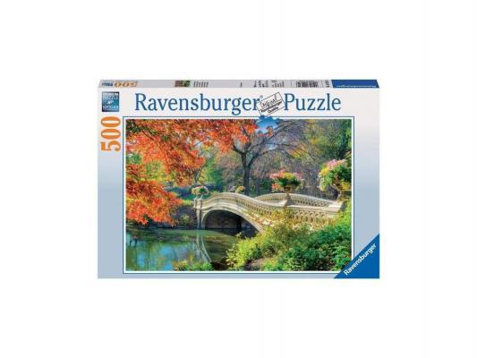 Пазл Ravensburger Осень в парке 500 элементов