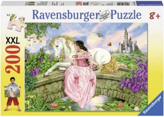 Пазл Ravensburger Принцесса на пруду 200 элементов 127092 пазл лебедь на пруду 500 шт
