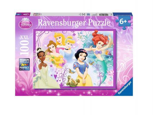 Пазл Ravensburger Пазл Ravensburger Принцессы 100 элементов 100 элементов