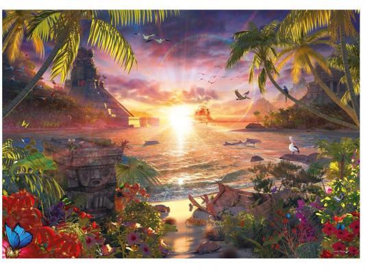 Пазл Ravensburger Райский закат 18000 элементов пазлы ravensburger пазл волшебный книжный шкаф xxl 18000 элементов