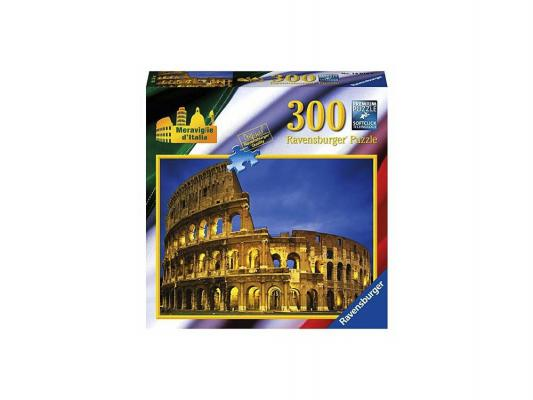 Пазл Ravensburger Рим Колизей 300 элементов пазл 300 элементов ravensburger