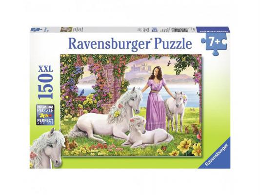 Пазл Ravensburger Сказочное королевство 150 элементов ravensburger пазл кролик в ромашках xxl 150 шт