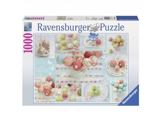 Пазл Ravensburger Сладкая жизнь 1000 элементов пазл ravensburger пазл ravensburger подводный мир 1000 элементов