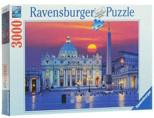 Пазл Ravensburger Собор Святого Петра 3000 элементов
