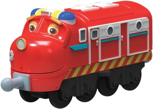 Паравозик Chuggington Die-Cast Уилсон-патруль 54117