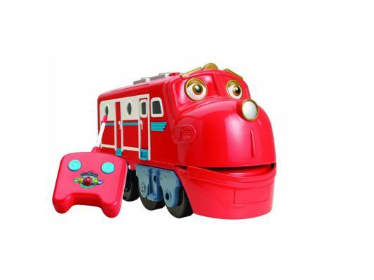 Купить Игрушки с героями кино и мультфильмов   Паровозик на радиоуправлении Chuggington Уилсон LC55702