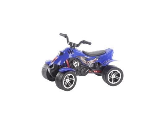 Педальный квадроцикл (синий)