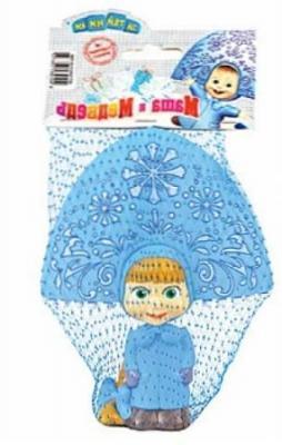 Резиновая игрушка Маша и Медведь Маша-Снегурочка GT 7345
