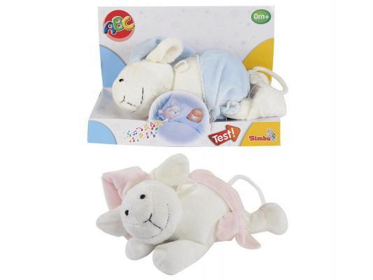 Купить Мягкая игрушка овечка Simba музыкальная плюш белый 20 см 4017778