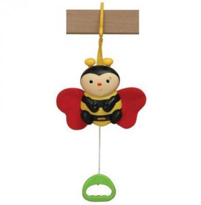 Интерактивная игрушка Ks Kids Пчелка от 3 месяцев ассортимент, КА10503 интерактивная игрушка ks kids девочка julia для купания от 1 года белый ка10419