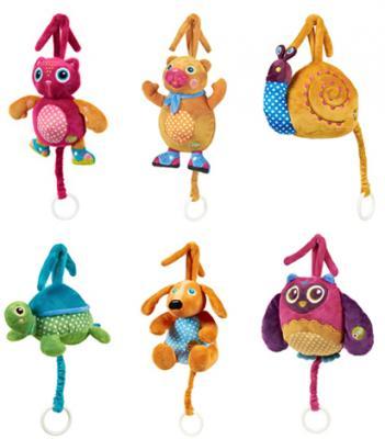 Интерактивная игрушка Oops (6 видов.) с рождения oops игрушка для купания лес oops 634285