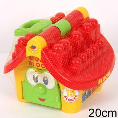 все цены на Полесье Логический домик Маленький строитель (в сеточке) (9646) онлайн