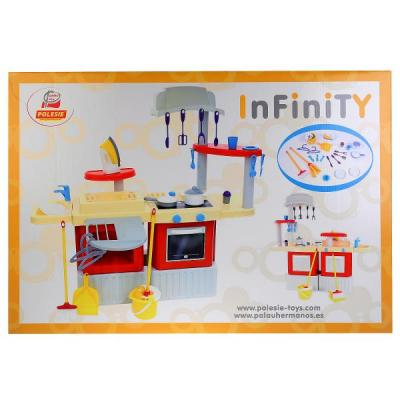 Купить Игровой набор Полесье Infinity basic №4 42309, ПОЛЕСЬЕ, для девочки, Игровые наборы Маленькая хозяйка