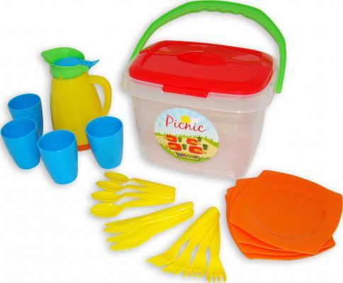 Набор посуды Полесье Алиса №2