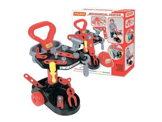 Игровой набор Полесье Механик в коробке 36612 мастерская игрушечная полесье полесье набор инструментов механик