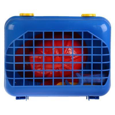 Игровой набор Полесье Механик в чемодане от 2 лет 43177 игровой набор полесье механик в коробке 36612