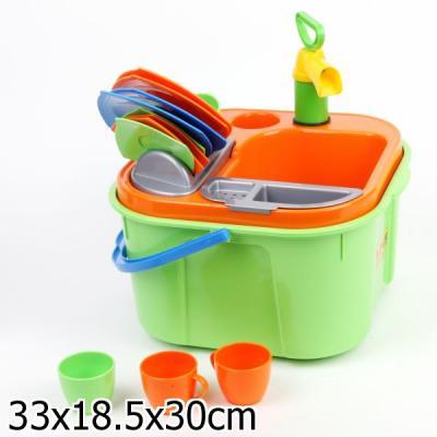 Купить Игровой набор Полесье Мини-посудомойка 42002, ПОЛЕСЬЕ, Детская бытовая техника